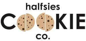 Halfsies Cookie Co logo