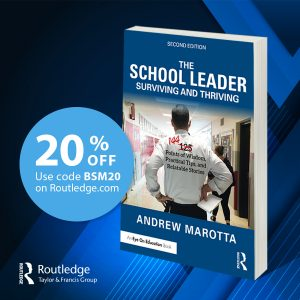 The School Leader Book Launch