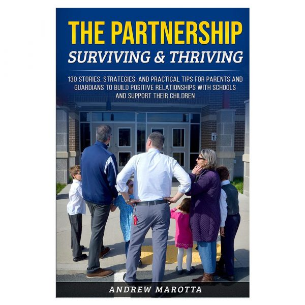 The Partnership by Andrew Marotta - Front
